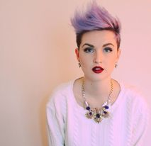 Cool short pixie ombre hairstyle ideas 1