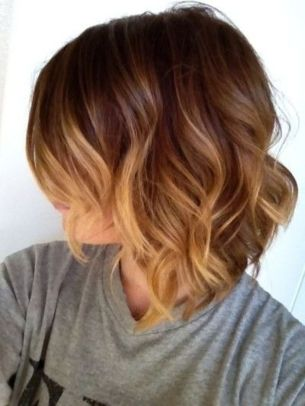 Cool short pixie ombre hairstyle ideas 11