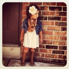 Cute fall outfits ideas for toddler girls 13
