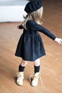 Cute fall outfits ideas for toddler girls 24