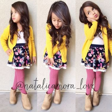 Cute fall outfits ideas for toddler girls 32