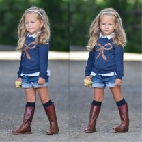 Cute fall outfits ideas for toddler girls 37