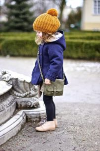 Cute fall outfits ideas for toddler girls 41
