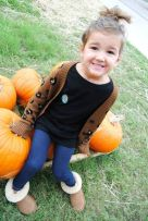 Cute fall outfits ideas for toddler girls 45