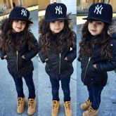 Cute fall outfits ideas for toddler girls 55