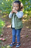 Cute fall outfits ideas for toddler girls 60
