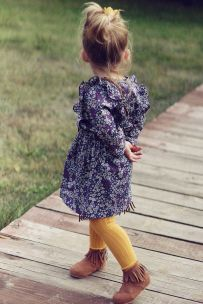Cute fall outfits ideas for toddler girls 64