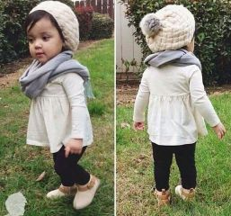 Cute fall outfits ideas for toddler girls 70