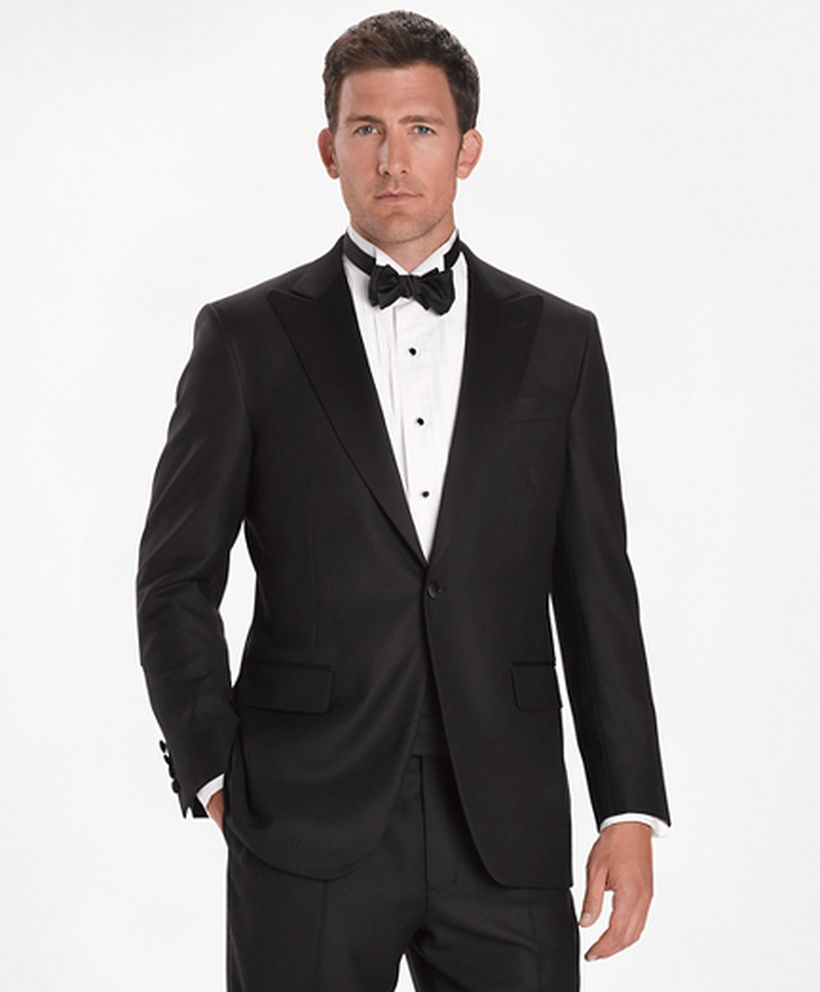 Elegant men's formal wear with tuxedo and suits 103