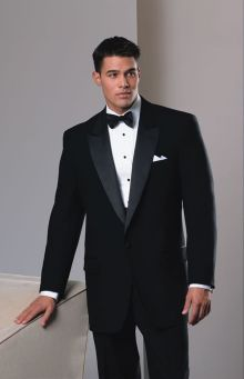 Elegant men's formal wear with tuxedo and suits 111