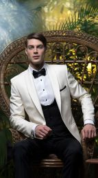 Elegant men's formal wear with tuxedo and suits 120