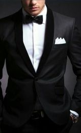 Elegant men's formal wear with tuxedo and suits 133