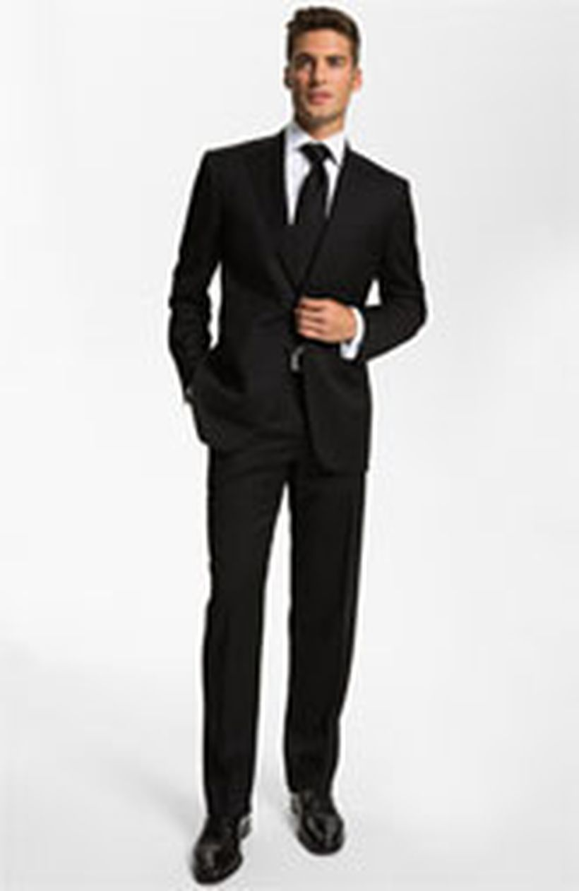 Elegant men's formal wear with tuxedo and suits 135