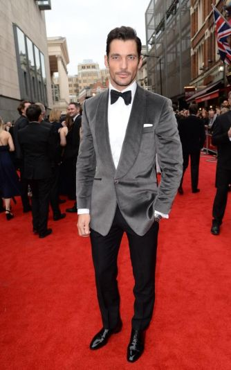 Elegant men's formal wear with tuxedo and suits 139