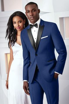 Elegant men's formal wear with tuxedo and suits 20