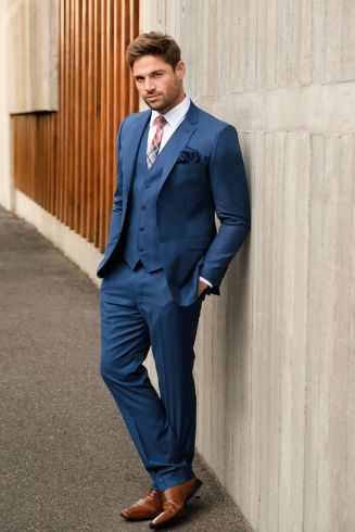 Elegant men's formal wear with tuxedo and suits 25