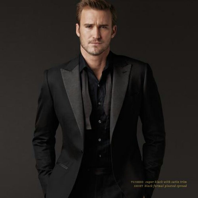 Elegant men's formal wear with tuxedo and suits 32