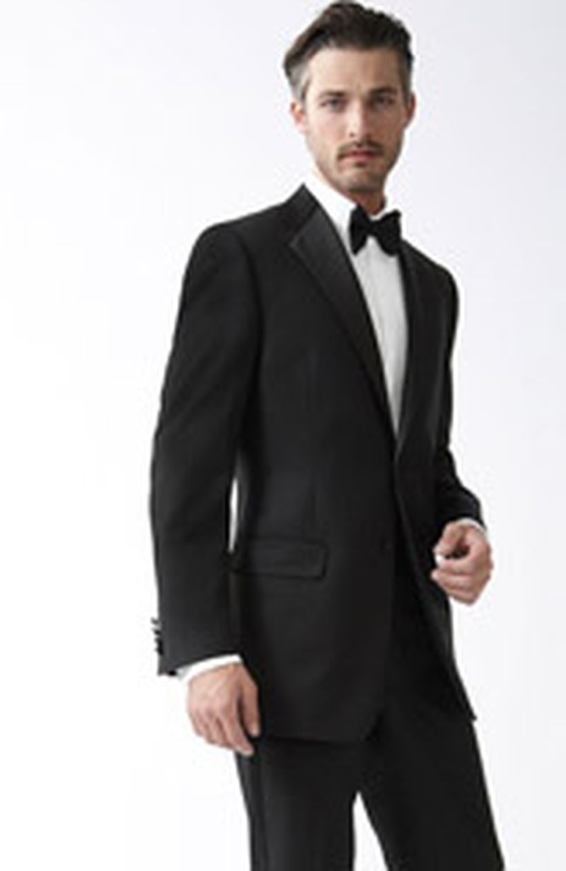 Elegant men's formal wear with tuxedo and suits 48