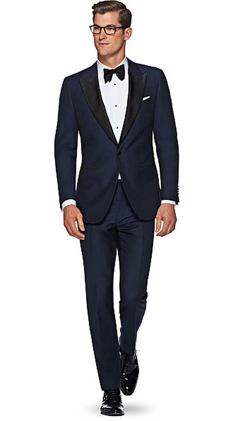 Elegant men's formal wear with tuxedo and suits 55