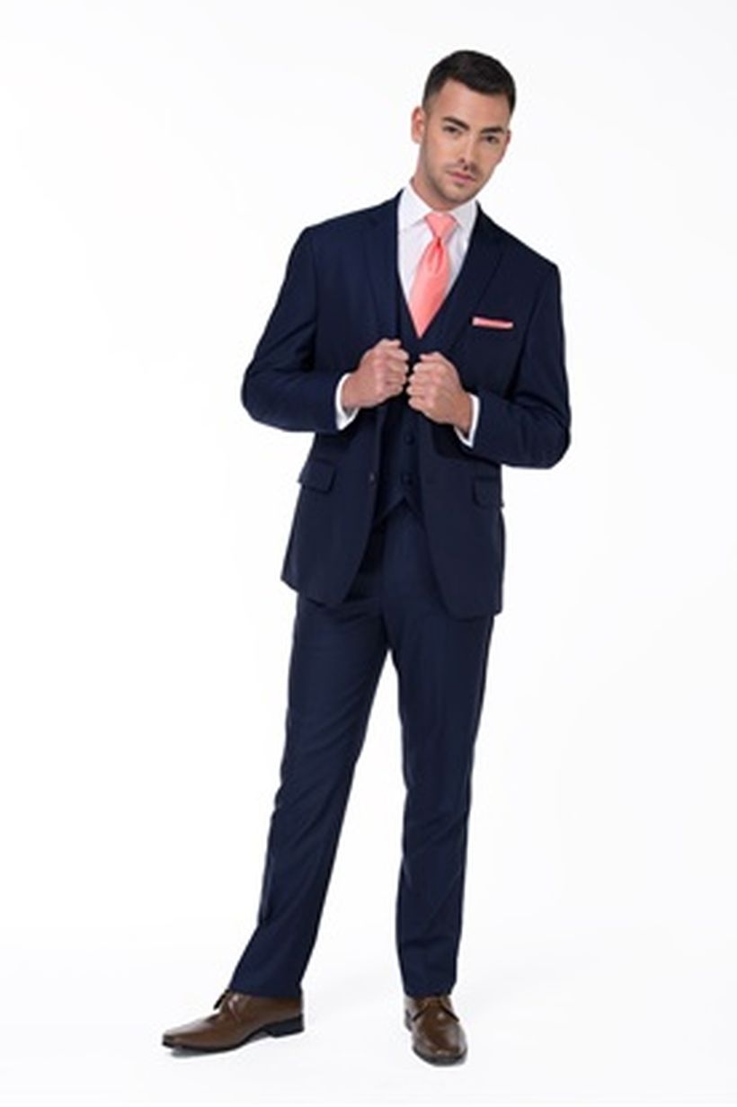 Elegant men's formal wear with tuxedo and suits 61