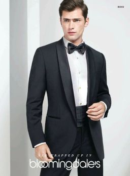 Elegant men's formal wear with tuxedo and suits 72