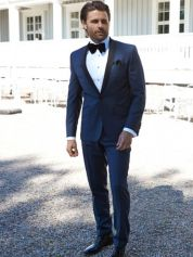 Elegant men's formal wear with tuxedo and suits 81