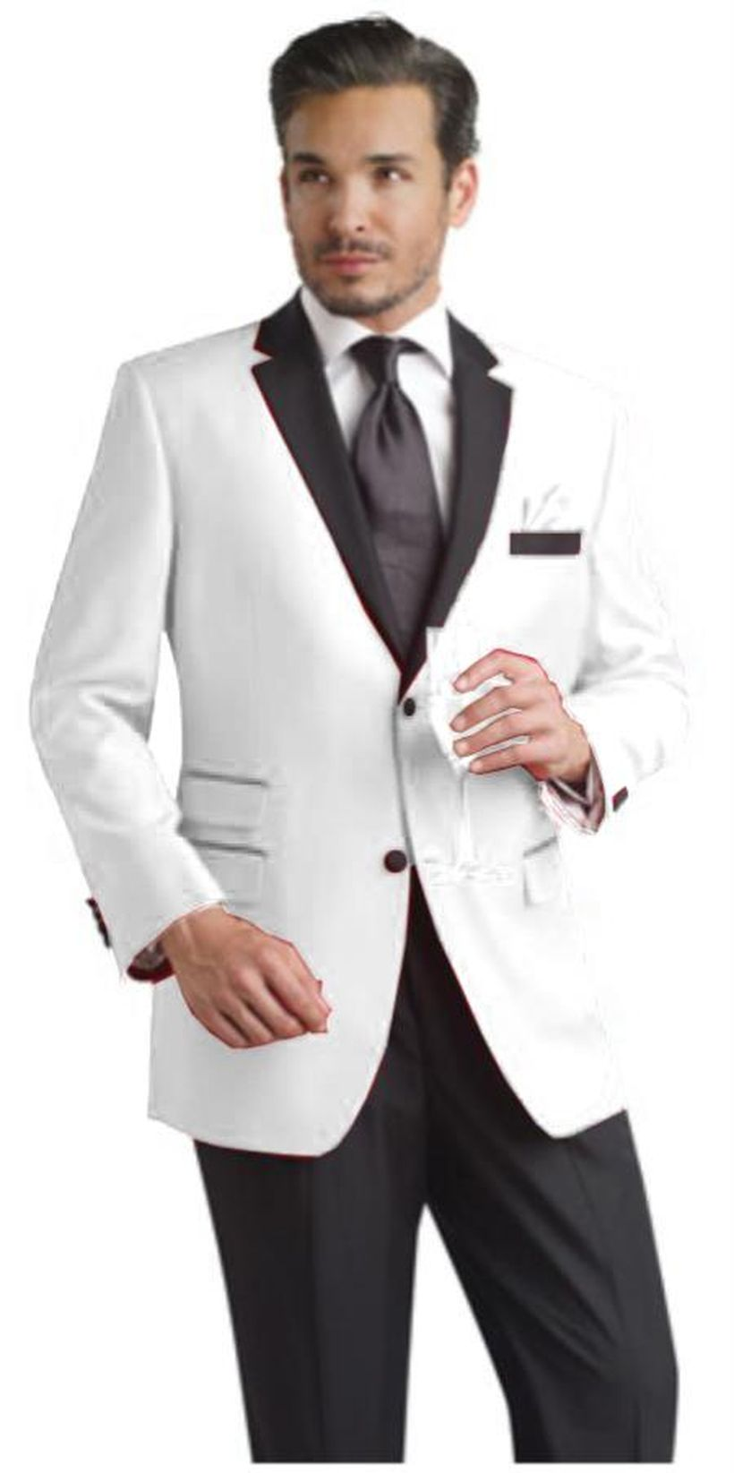 Elegant men's formal wear with tuxedo and suits 91