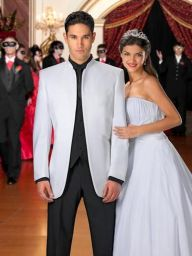 Elegant men's formal wear with tuxedo and suits 92