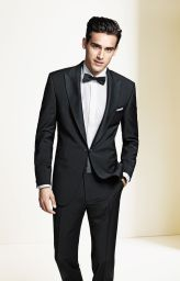 Elegant men's formal wear with tuxedo and suits 94