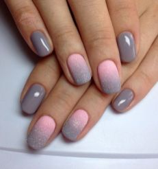 Fantastic ombre nails ideas that must you try 19