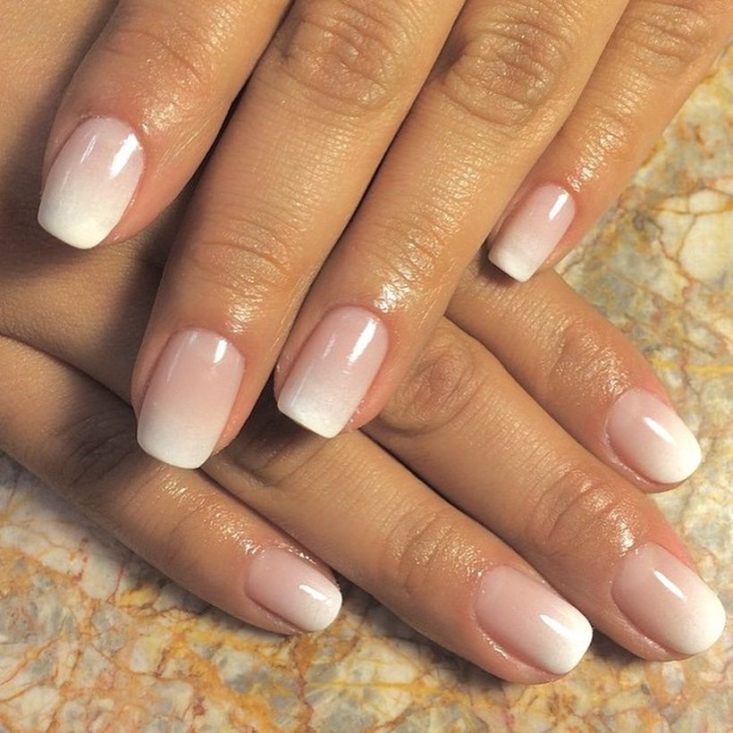 Fantastic ombre nails ideas that must you try 21