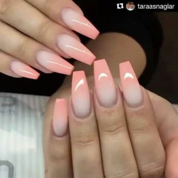 Fantastic ombre nails ideas that must you try 42