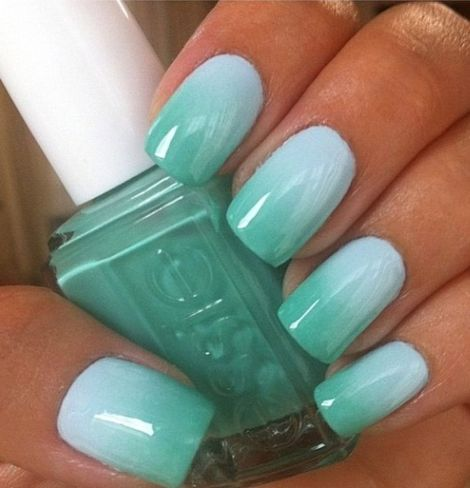 Fantastic ombre nails ideas that must you try 43