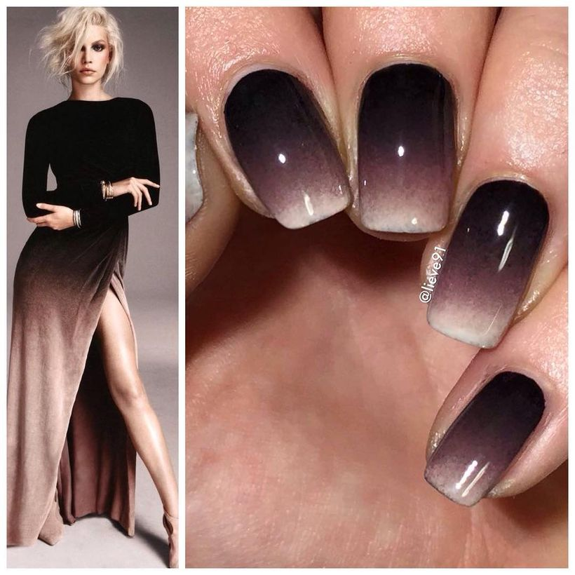 Fantastic ombre nails ideas that must you try 45