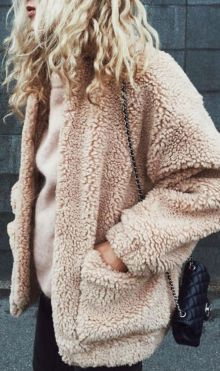 Fashionable outfit style for winter 2017 14