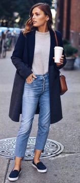 Fashionable outfit style for winter 2017 44