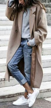Fashionable outfit style for winter 2017 62