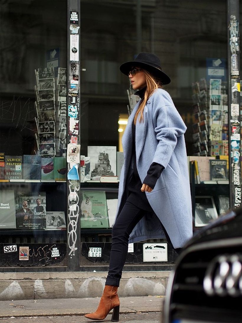 Fashionable outfit style for winter 2017 77
