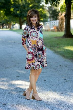 Fashionable over 50 fall outfits ideas 109