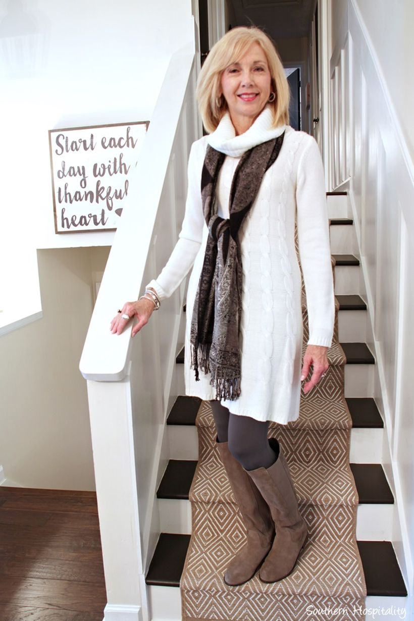 Fashionable over 50 fall outfits ideas 124