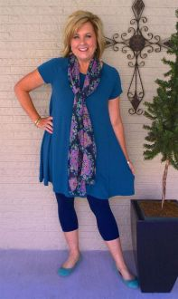 Fashionable over 50 fall outfits ideas 20