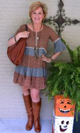 Fashionable over 50 fall outfits ideas 41