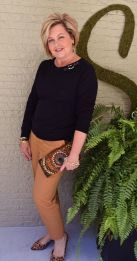 Fashionable over 50 fall outfits ideas 50