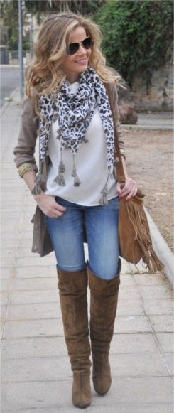 Fashionable over 50 fall outfits ideas 53