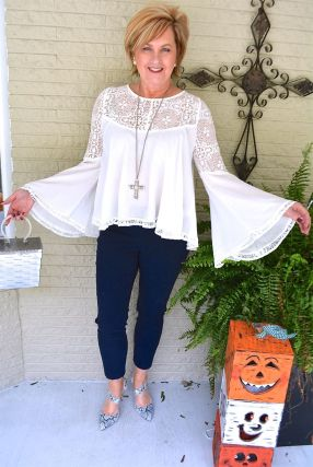 Fashionable over 50 fall outfits ideas 59