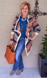 Fashionable over 50 fall outfits ideas 63