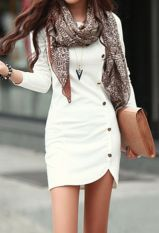 Most cute short white dresses outfits design ideas 100