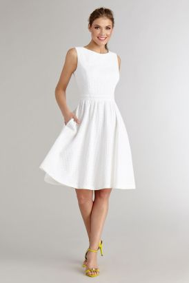 Most cute short white dresses outfits design ideas 43