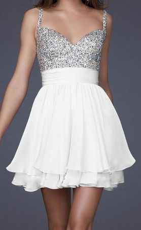 Most cute short white dresses outfits design ideas 70