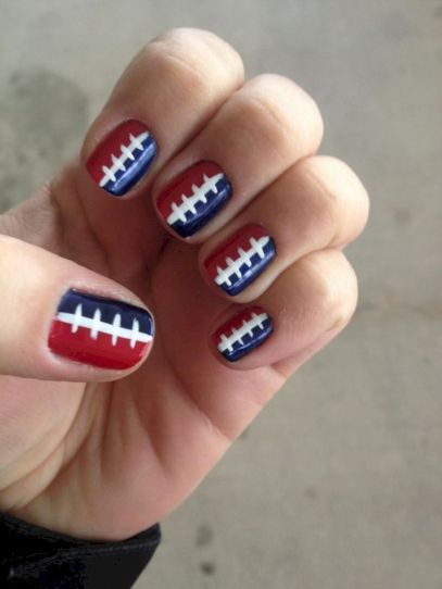 70 awesome seahawks nails design ideas that must you see fashion seahawks nails design 69 prinsesfo Images